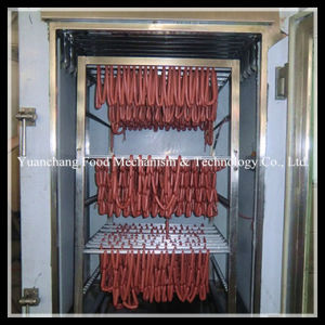 Chicken Turkey Food Smoking Machine pictures & photos