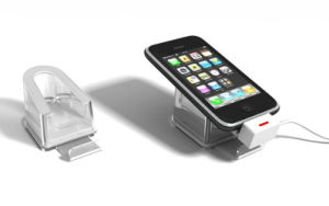 OEM Lucid Acrylic Cellphone Display Stand pictures & photos