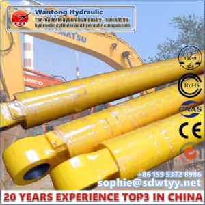 China Komatsu Excavator Hydraulic Cylinder Manufacturer Factory pictures & photos