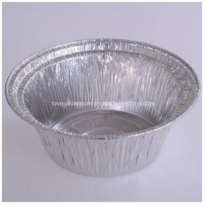 Round Aluminium Foil Cup for Cake pictures & photos