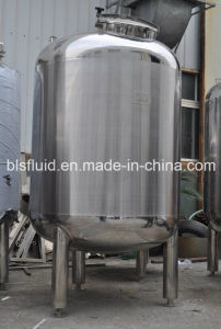 Sanitary Food Oil Storage Tank pictures & photos