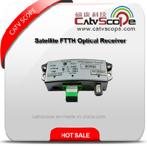 Satellite FTTH Optical Receiver