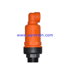 High Quality Nylon Automatic Air Valve for Agriculture Irrigation Systems with 3/4 Inch Male Thread pictures & photos