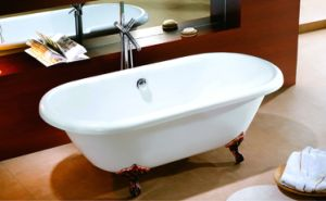 Cupc CE Double End Classic Claw Foot Bathtub pictures & photos