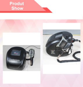 Vacuum Cold Hammer Massage Freeze Fat Slimming Ultrasound Cryolipolysis Machine pictures & photos