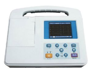 Portable Three Channels ECG Machine pictures & photos