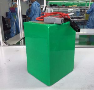 12V 24V 36V 48V 50V 60V 72V Lipo Battery 20ah 30ah 40ah 50ah 60ah LiFePO4 Battery Pack Lithium Ion Battery pictures & photos