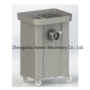 1000kg/H 3kw Floor Type Frozen Meat Mincer Machine pictures & photos