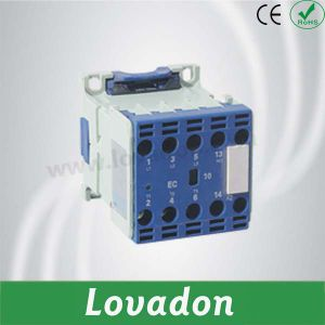 Good Quality Cjx2 Series E Model AC Contactor of Lovadon pictures & photos