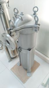 Stainless Steel Industrial PP Bag Filter Houising pictures & photos