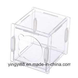 High Quality Acrylic Rabbit Small Animal Cage for Sale pictures & photos