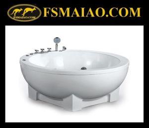 Special Design Acrylic Bathroom Acrylic Freestanding Bathtub (BA-8506) pictures & photos