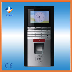 Large Capacity Fingerprint Scanner, Time Attendance System pictures & photos