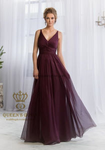 China Factory Evening Dresses Party Gown Sister Dresses pictures & photos