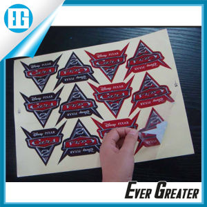Customized Waterproof Print Stickers for Promotion pictures & photos