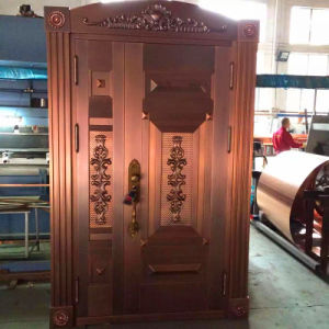 High Quality Villa Copper Door pictures & photos