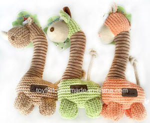 Pet Toy Giraffe Squeaker Products New Dog Toy pictures & photos
