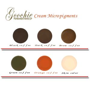 Goochie Colour Cream Eyebrow Pigment pictures & photos