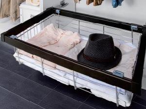 Wardrobe Furniture Steel Storage Basket for Sare pictures & photos