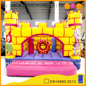 Commercial Use Inflatable Castle with Certificate (AQ558) pictures & photos
