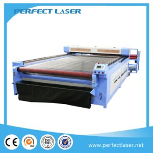 Laser Cutter with Auto Feeding System for Garment Fabric pictures & photos