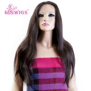 Human Virgin Hair Full Lace Wig pictures & photos