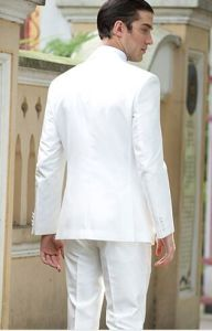 2016 Summer Latest Style The Groom′s Wedding Dress Suit pictures & photos