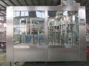 Mineral Water/Pure Water Washing&Filling&Capping Machine