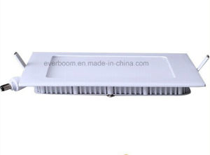 18W Square LED Panel Light with CE RoHS (SP18S)
