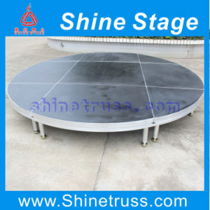 Round Stage for Wedding Event Stage Rental Aluminum Stage Frame pictures & photos