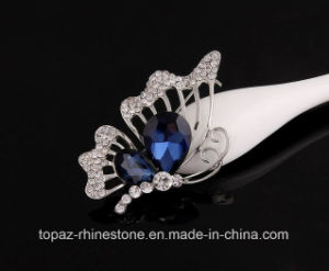 Montana Butterfly Brooch Austria Rhinestones Crystal Brooch Pin (TB-022 Butterfly) pictures & photos
