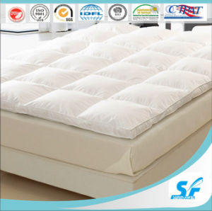 Microfiber Polyester Mattress Topper for Hotel pictures & photos