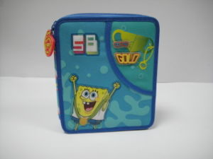 Spongebob 2 Zipper Pencil Case