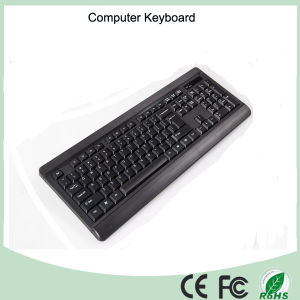 Elegant Design Normal Size Keyboard for Computer (KB-1802) pictures & photos