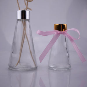 Cone Shape 100ml 150ml Reed Diffuser Empty Glass Bottle Wholesale pictures & photos