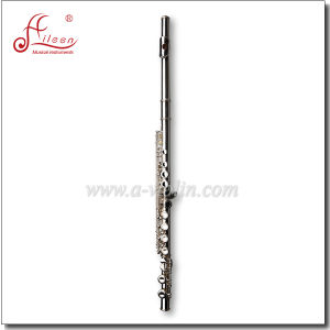 16 Hole Silver Plated Flute/Best Student Flute pictures & photos