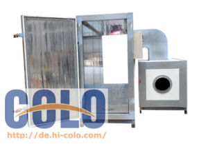 Two Doors Gas Powder Coating Oven (Colo-0813) pictures & photos