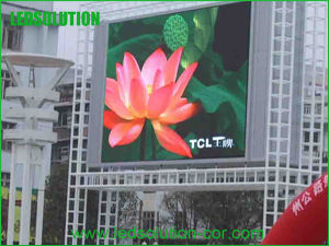 P16 Outdoor Full Color LED Screen Display pictures & photos