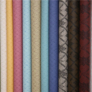 PVC Decorative Leather for Home Furniture, Vehicle Interior, Boat Decoration pictures & photos