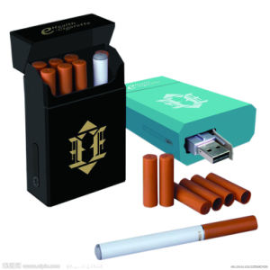 Classic Evod Model - C5r PRO Electric Cigarette Kit with Flat Button pictures & photos