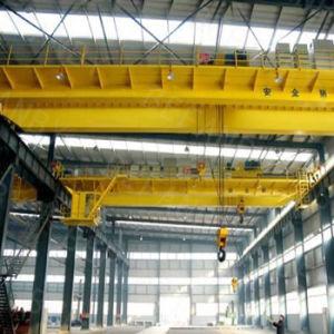 Steel Plant Electric Hoist Bridge Overhead Crane 5 Ton Price pictures & photos