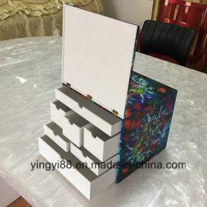 Custom Square Clear Acrylic Food Box (YYB-8948) pictures & photos