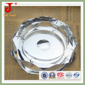 Luxurious Glod Octagonal Crystal Ashtray (JD-CA-100) pictures & photos