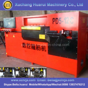 Manufacturer Sells 2D CNC Stirrup Bender Machine/ Automatic Wire Forming/Bending Machine pictures & photos