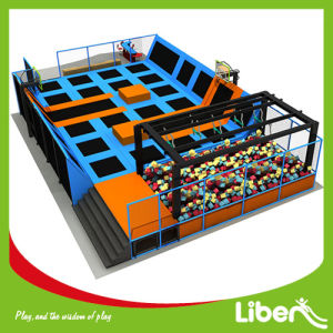 Ninja Course Adult Trampoline Park pictures & photos