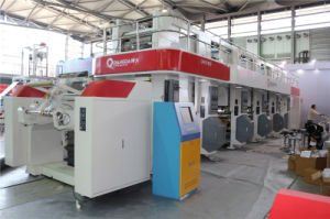 High Speed Automatic Plastic Printing Machine (ASY-G) pictures & photos