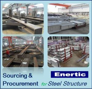 Sourcing and Procurement Service for Steel Structure