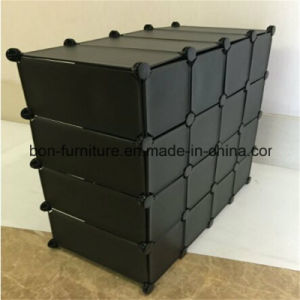 16 Grid PP Cube Storage for Shoes pictures & photos