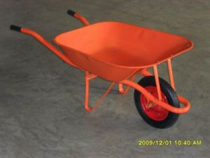 Construction Wheel Barrow (WB6400) pictures & photos