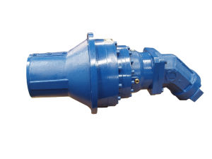 Inline Transmission 3 Stage Planetary Gear Reducer pictures & photos